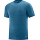 Salomon Explore SS Tee Men moroccan blue